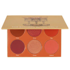 JUVIA'S PLACE The Saharan Blush Palette Vol II