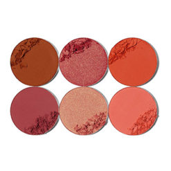JUVIA'S PLACE The Saharan Blush Palette Vol II open