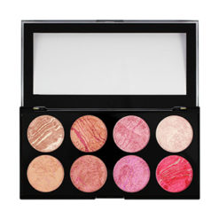 MAKEUP REVOLUTION Blush Queen palette