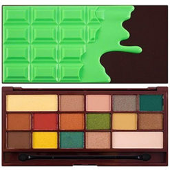 MAKEUP REVOLUTION I Heart Makeup I ♡ Chocolate Mint Chocolate Palette