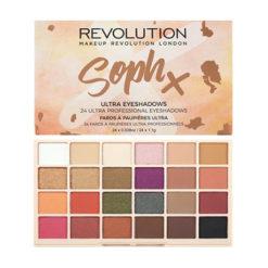 MAKEUP REVOLUTION X Soph palette