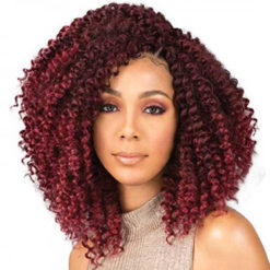 Natty 2X Jerry Curl Crochet Braids 10""