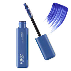 Kiko Smart Mascara Coloré Blue Electric