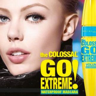 MAYBELLINE Mascara volume extrême waterproof Colossal Go Extrême