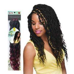 "EZ Bohemian Crochet Premium Hairs Locs 18"""