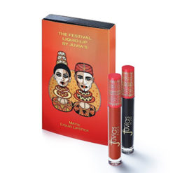 JUVIA'S The Festival Liquid Lipstick Set
