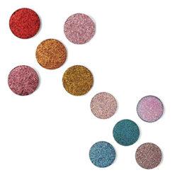 MAKEUP REVOLUTION PRO Refill Glitter Pack de fards a paupieres