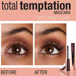 MAYBELLINE Volume Total Temptation Mascara