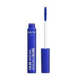 NYX Mascara Coloré Bleu