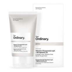 THE ORDINARY Suspension de Vitamine C 23% + Sphères de HA 2% 30ml