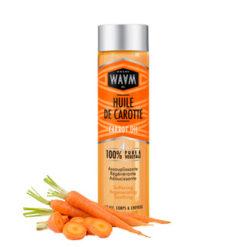 Waam Huile de carote