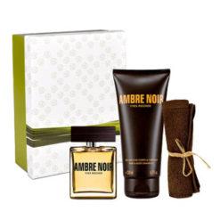 YVES ROCHER Coffret Parfumé Ambre Noir