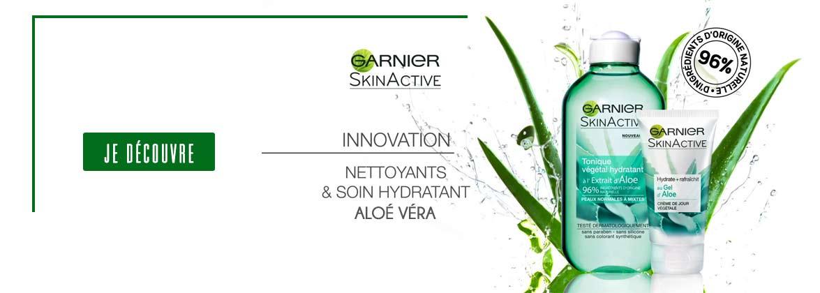Garnier Skin Active Tonique et crème