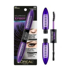 L'OREAL Voluminous Superstar XFiber Mascara Noir Profond waterproof