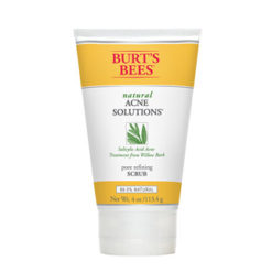 BURT'S BEES Natural Acne Solutions Gommage à l'acide Salicylique