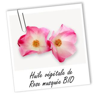 Huile Vegetale Rose Musquee Bio Extra Vierge 60ml Fabellashop