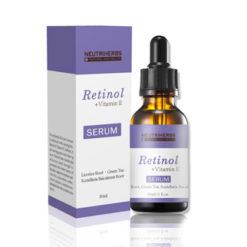 NEUTRIHERBS Rétinol + Vitamine E sérum