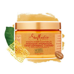 SHEA MOISTURE Intensive Hydratation Twist Defining Custard