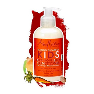 SHEA MOISTURE Kids Mango & Carrot Kids Extra-Nourishing Conditioner (236ml)