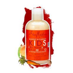 SHEA MOISTURE Kids Mango & Carrot Kids Extra-Nourishing Shampoo (236ml)