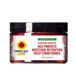 TROPIC ISLE LIVING Strong Roots Red Pimento Moisture Retention Deep Conditioner