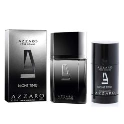 AZZARO Night Time Coffret l'Eau de toilette