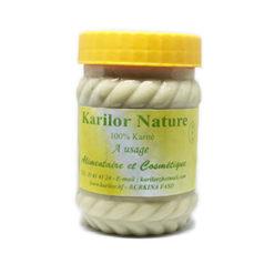Beurre de Karité Karilor nature