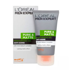 L'OREAL Men Expert Pur & Mat Gel Hydratant Anti-brillance