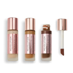 REVOLUTION Conceal & Define Full Coverage Fond de teint