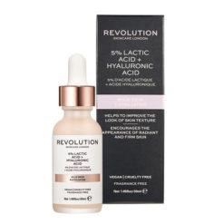 REVOLUTION Exfoliant Acide Lactique 5% + Acide Hyaluronique