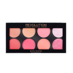 REVOLUTION Sugar and Spice Blush Palette