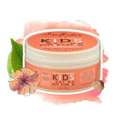 SHEA MOISTURE Kids Coconut & Hibiscus Curling Butter Cream (170g)