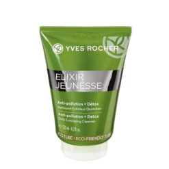 YVES ROCHER Elixir Jeunesse Nettoyant Exfoliant Anti-pollution + Détox
