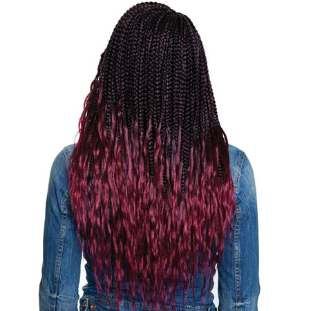 Afri-Naptural Kritz Box Braid 18
