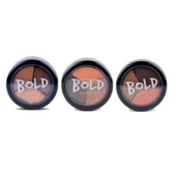 BOLD MAKE UP trio correcteur concealer