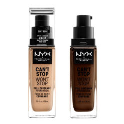 NYX Can't Stop Won't Stop 24H Full Coverage fond de teint