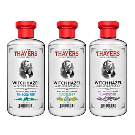THAYERS Witch Hazel Tonique (355ml)