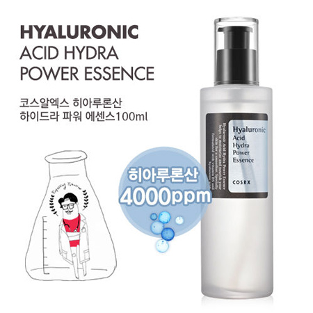 COSRX Essence à l'acide hyaluronique Hydra Power Essence