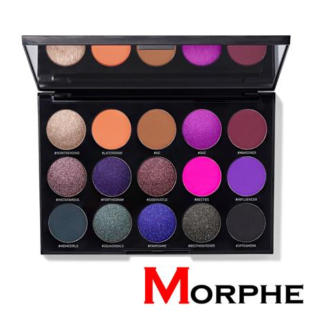 MORPHE 15S Social Butterfly Artistry Palette