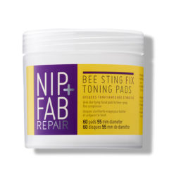 NIP+FAB Bee Sting Disques Tonifiants Clarifiants au Venin d'Abeille