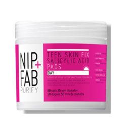 NIP+FAB Teen Skin Fix disques de jour décongestionnant à l'acide salicylique