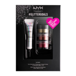 NYX Glitter Goals Set de base et paillettes
