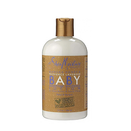 SHEA MOISTURE Manuka Honey & Provence Lavender Baby Nighttime Soothing Lotion