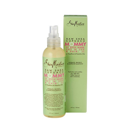 SHEA MOISTURE Mommy Stretch Mark Intensive Repair Oil