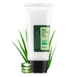 COSRX crème solaire Aloe Soothing SPF50 PA