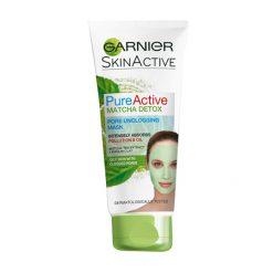 Garnier Pure Active Matcha Detox Masque Thé vert & Argile