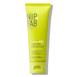 NIP+FAB Teen Skin Fix 2 en 1 Masque Gommage Anti-Pores 2 en 1