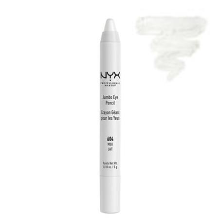 NYX Jumbo Yeux crayon teinte MILK