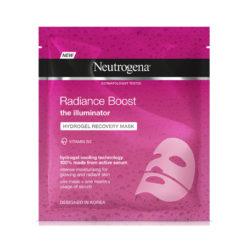 Neutrogena Radiance Boost Masque hydrogel Régénérant