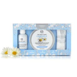 THE BODY SHOP Kit Soin Visage 123 Camomille